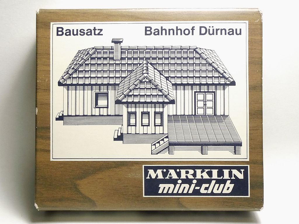Bahnhof Dürnau