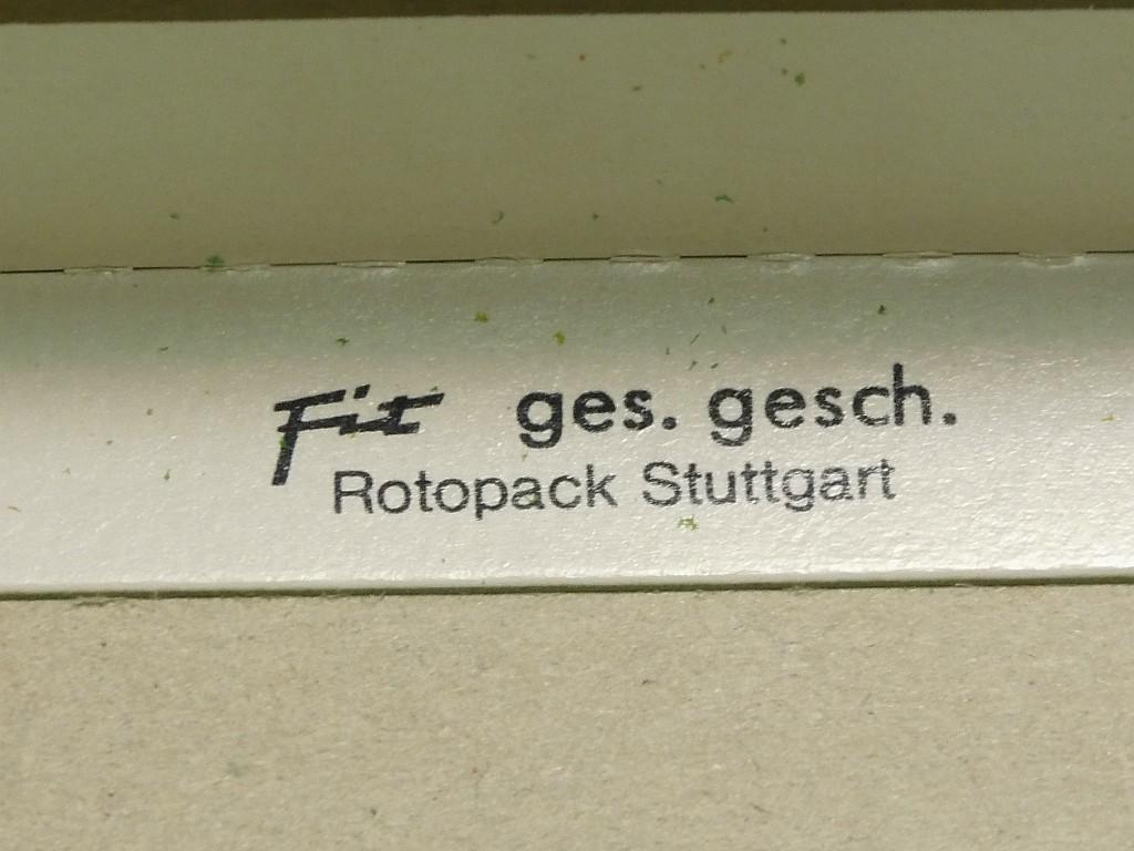 Druckerei - Rotopack Stuttgart