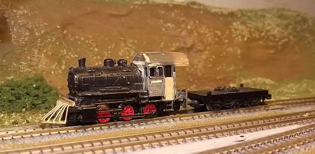 Lokomotive No.1