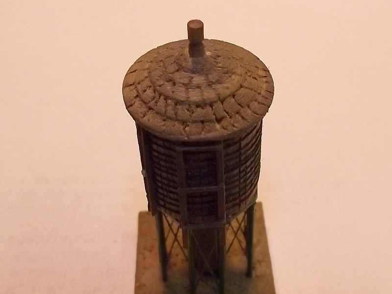 Wasserturm Dach