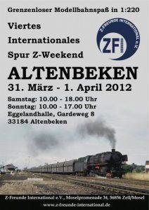 ZFI Altenbeken 2012