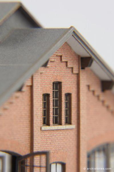Reparaturschuppen 'Betriebswerk Torrnstein'