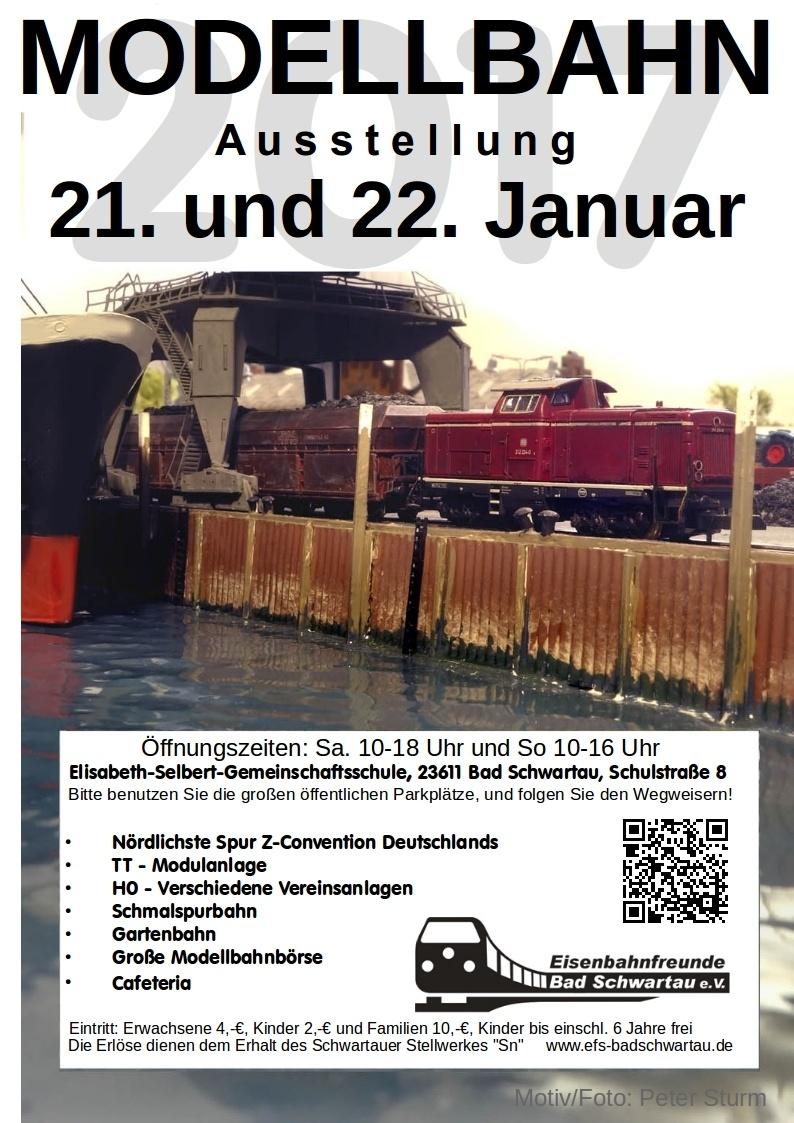 Bad Schwartau Modellbahnausstellung mit Börse