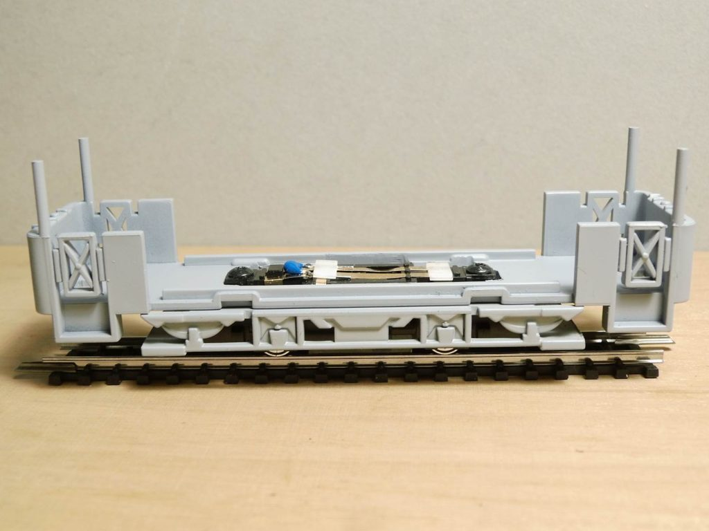 Railcar Chassis
