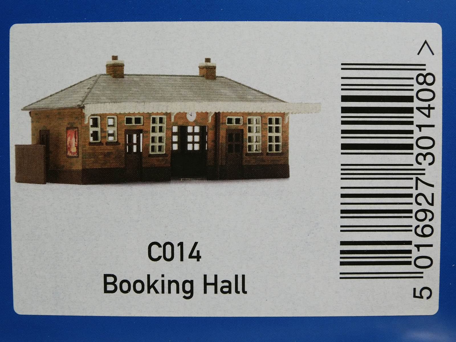 DAPOL – C014 Booking Hall