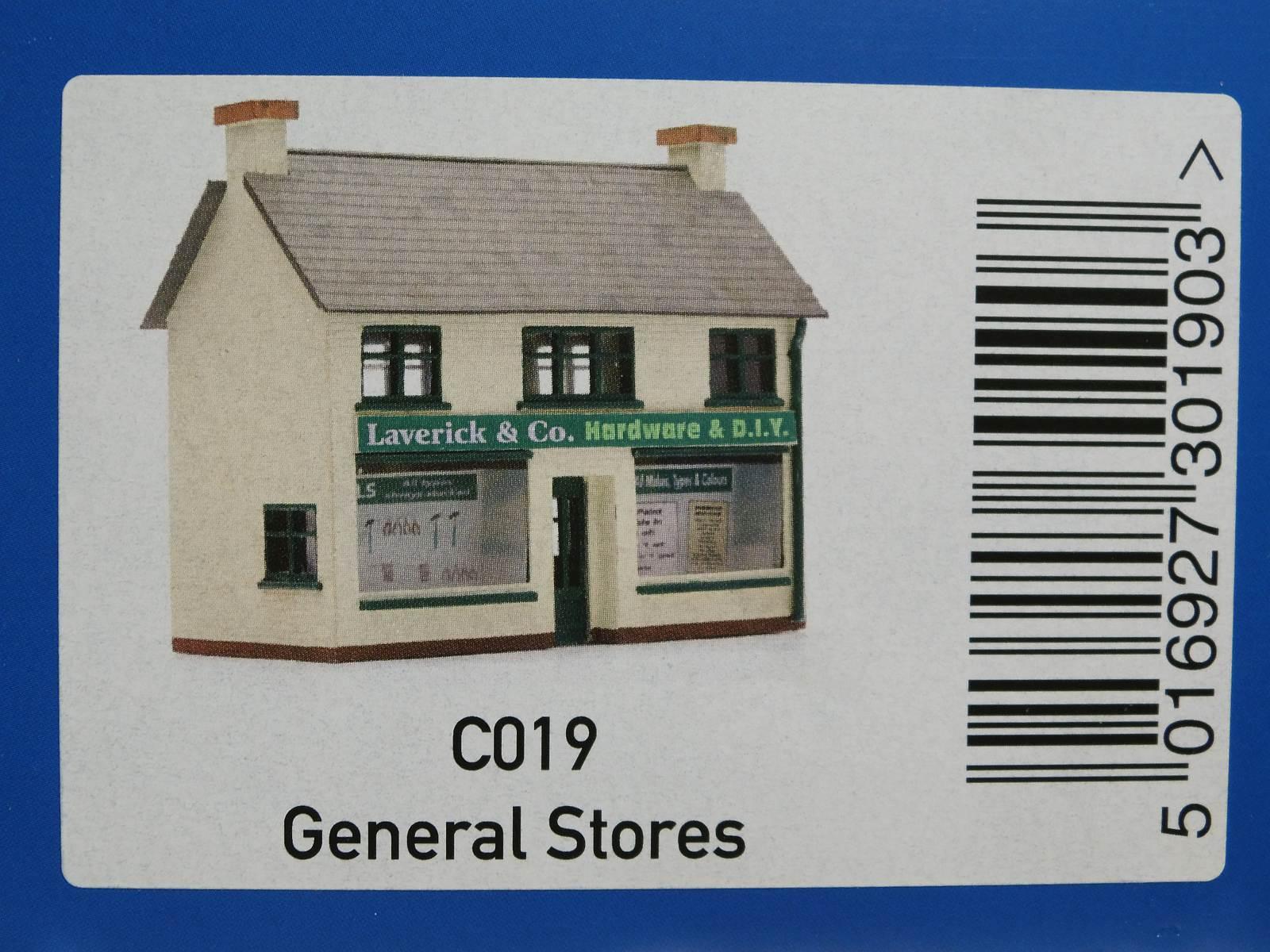DAPOL – C019 General Store